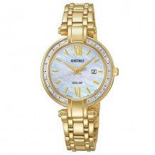 Seiko Tressia Solar Women's Watch